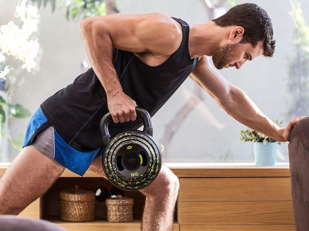 Как накачать мышцы спины дома