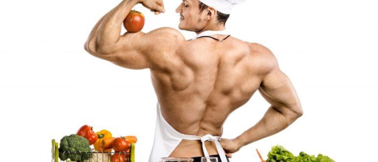 Что нужно есть, чтобы накачать мышцы