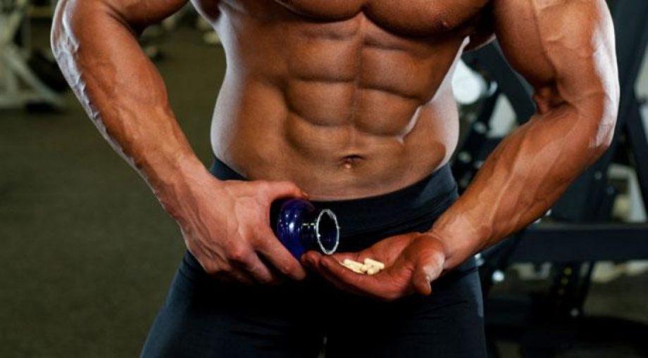 Витамины для набора мышечной массы