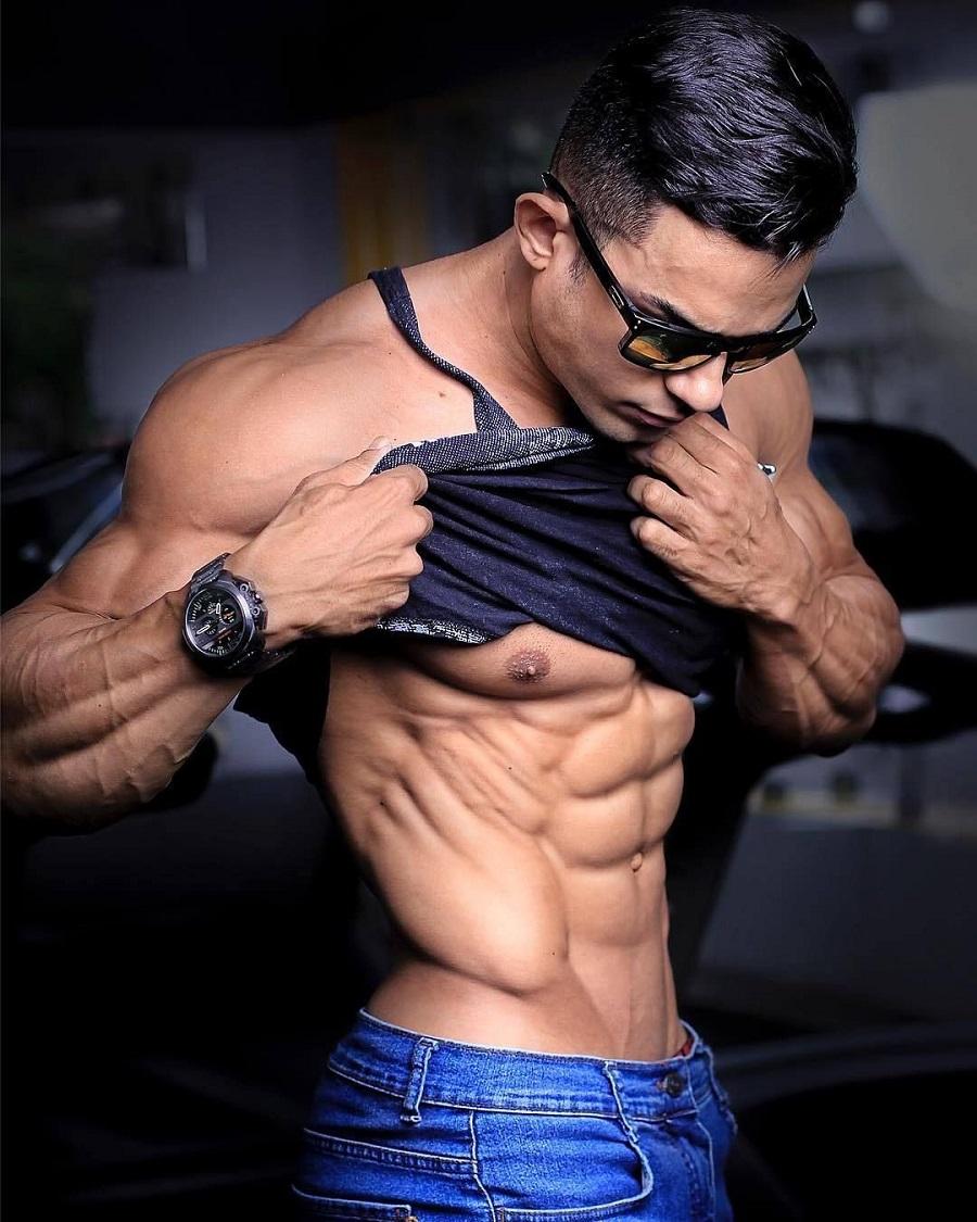 Косые мышцы живота