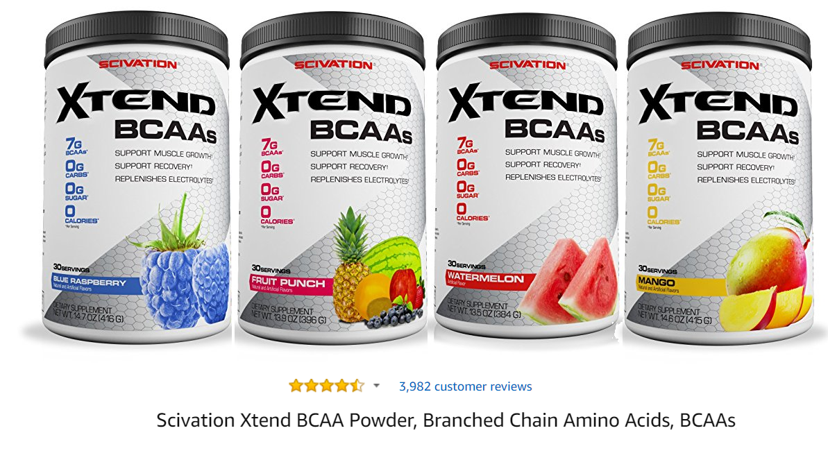 BCAA от SciVation
